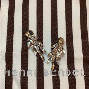 Henri Bendel marquis earring